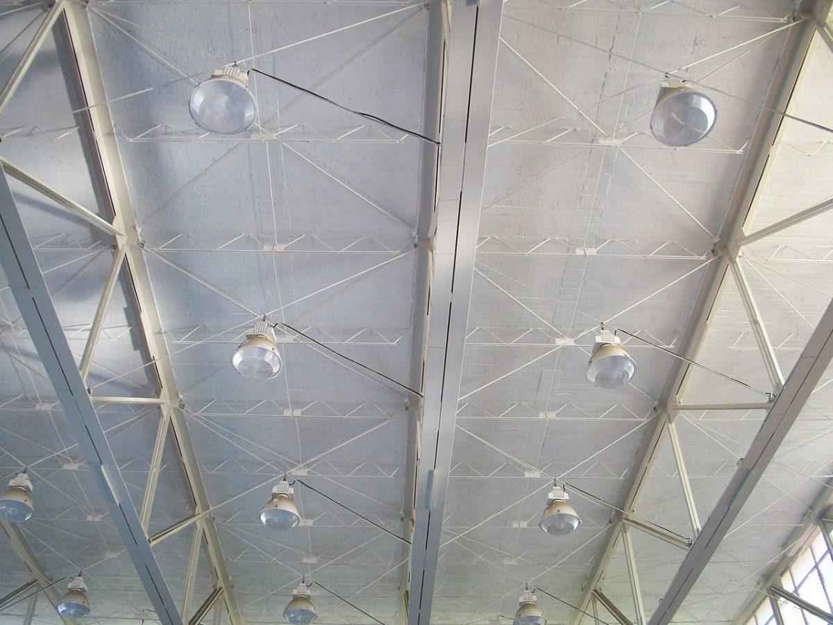 Energooszczędne oświetlenie przemysłowe